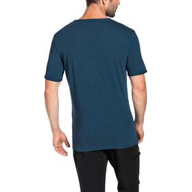 VAUDE Picton Camiseta Hombre, baltic uni